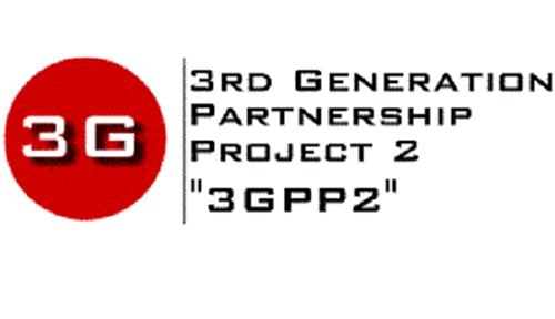 3GPP2 Logo